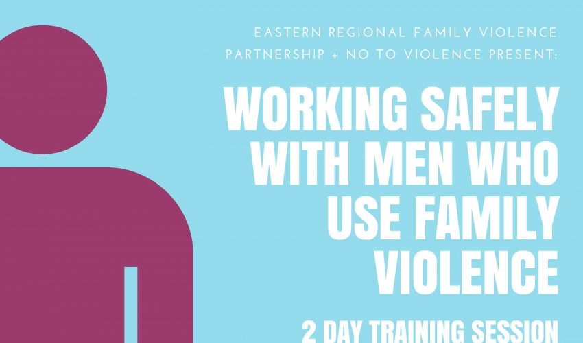Family Violence Training Session