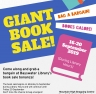 Bayswater Library Book Sale!