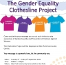 The Gender Equality Clothesline Project